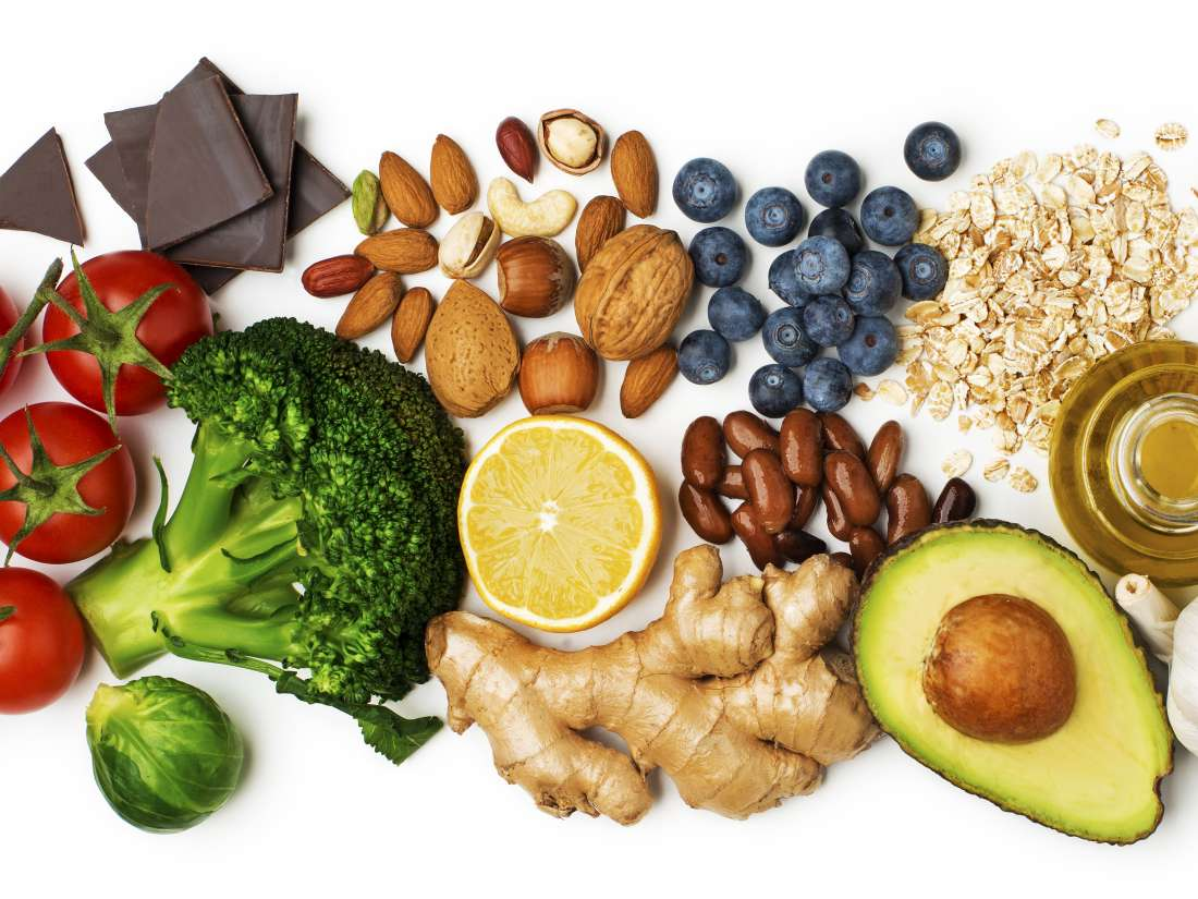 The Top 15 Healthful Foods Uncovered