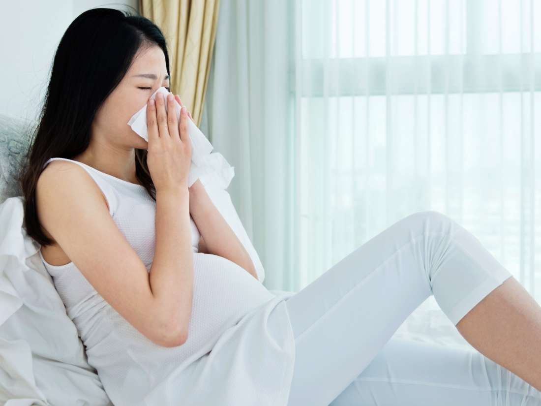 Sneezing during pregnancy: Why it happens and how it affects the baby
