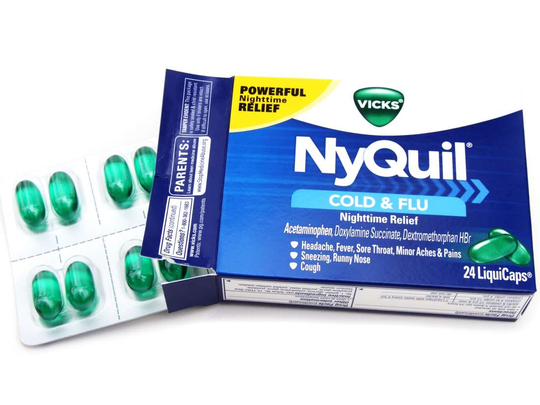 NyQuil and breastfeeding: Is it safe?