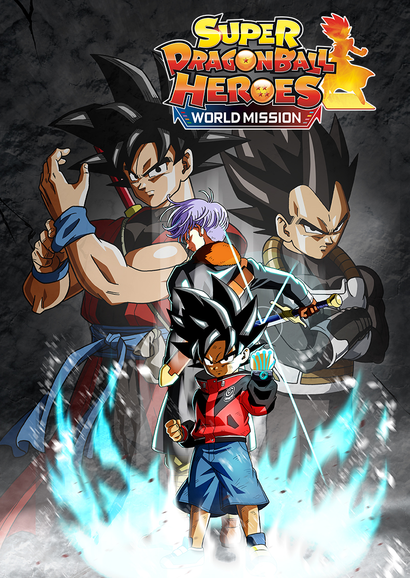 Dragon Ball Heroes Episode 1 : dragon, heroes, episode, SUPER, DRAGON, HEROES, WORLD, MISSION, Download], Store, Bandai, Namco, Official