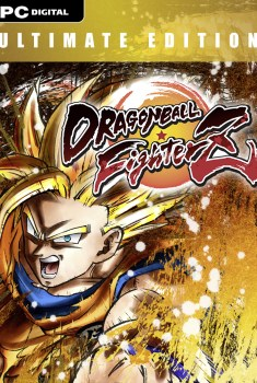 DRAGON BALL FighterZ Ultimate Edition Torrent – PC 2018 Download