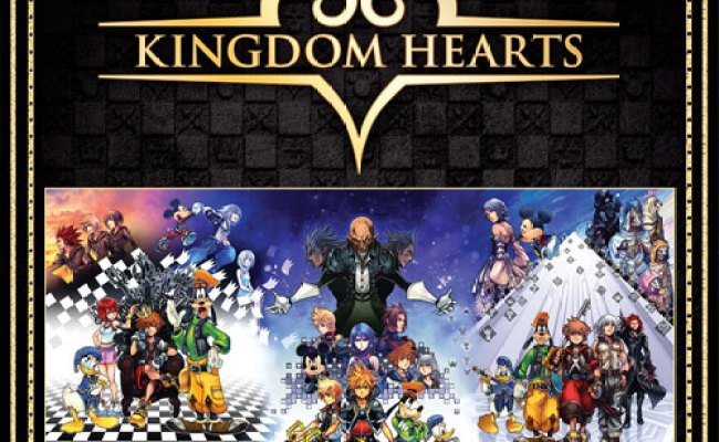 Kingdom Hearts The Story So Far Ps4 Square Enix Store