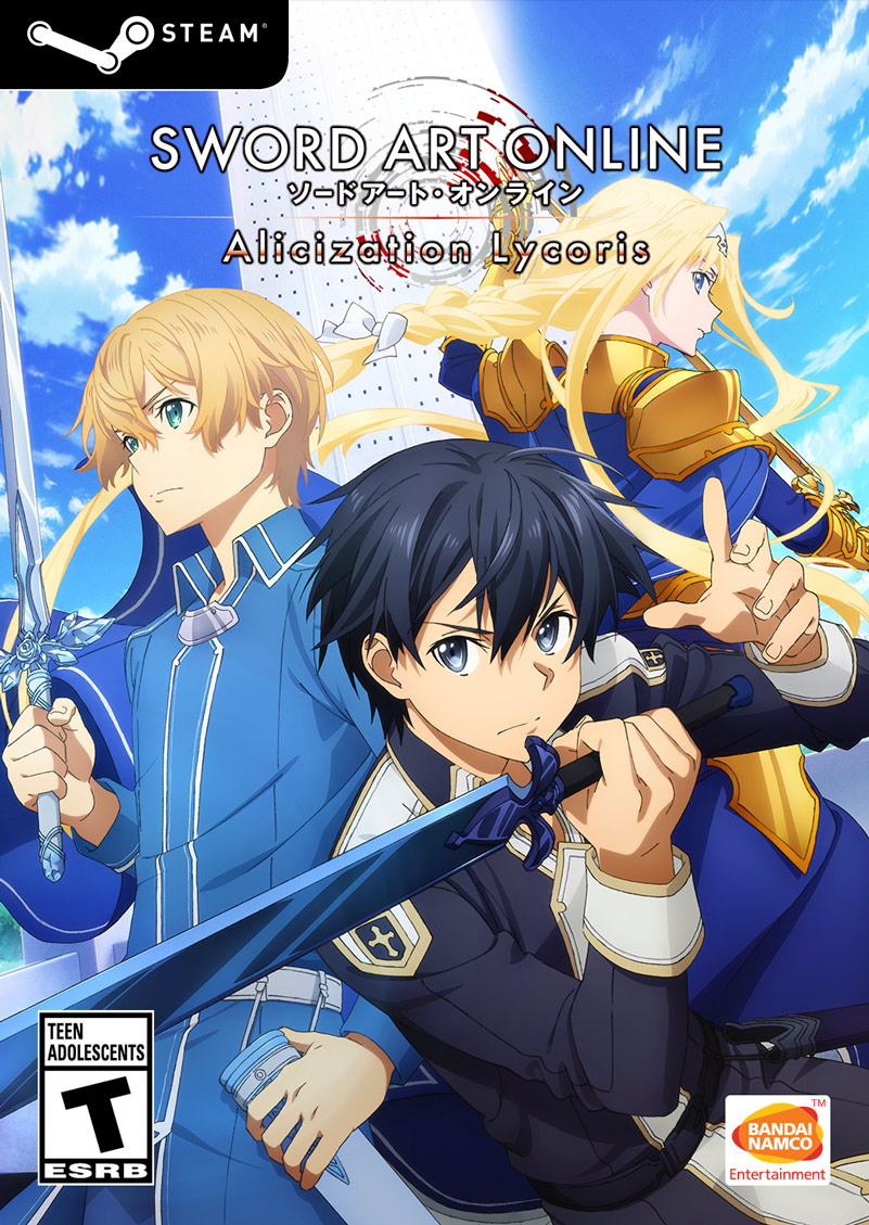 Sword Art Online 9: Alicization Beginning : sword, online, alicization, beginning, SWORD, ONLINE, Alicization, Lycoris, (STEAM), Bandai, Namco, Store