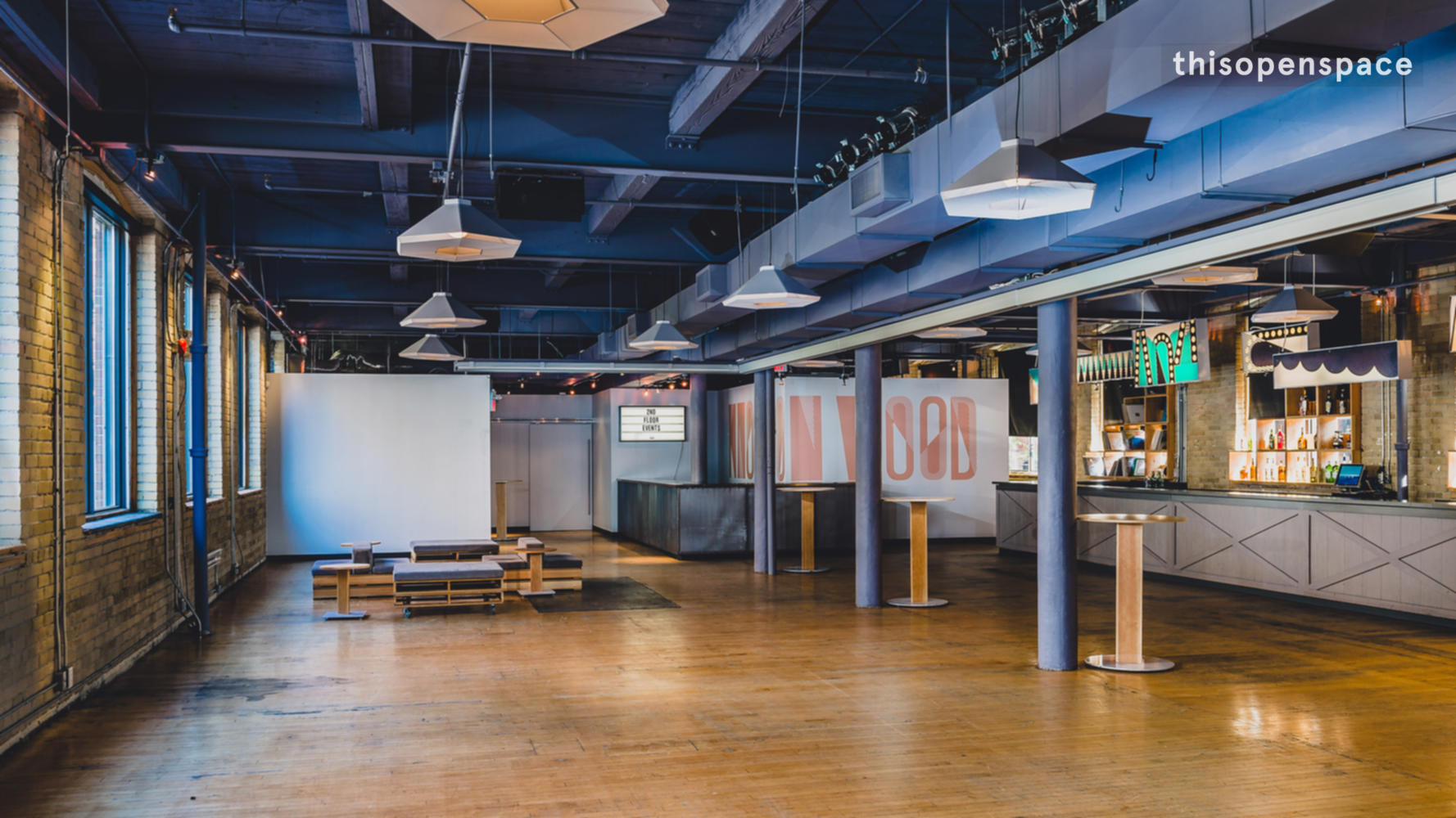 King St Loft Space In Downtown, Toronto