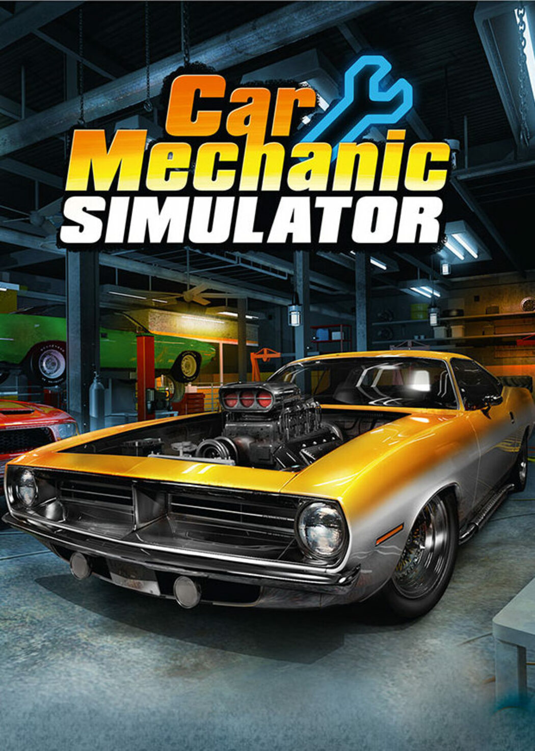 Car Mechanic Simulator 2018 Car List : mechanic, simulator, Mechanic, Simulator, Steam, Price, ENEBA