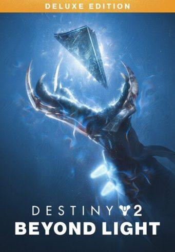 Buy Destiny 2: Beyond Light Deluxe Edition (DLC) Steam Key GLOBAL ...