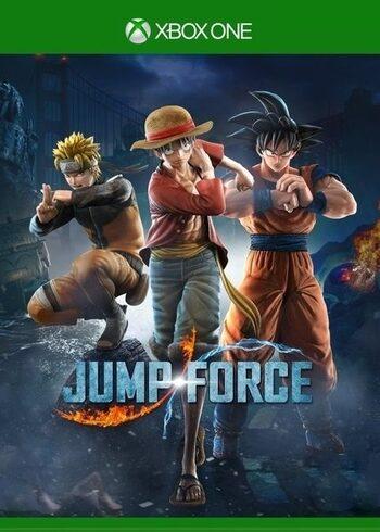jump force xbox one xbox live key europe