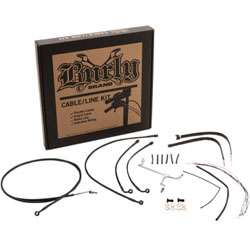 BURLY BRAND HANDLEBAR CABLE AND LINE INSTALL KITS from