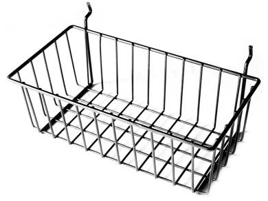 Best Wire Pegboard Basket Shelf Organisers Home Garage