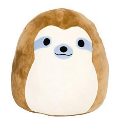 squishmallow 8 plush animal pillow pet