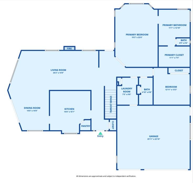 Floor 1 floor plan