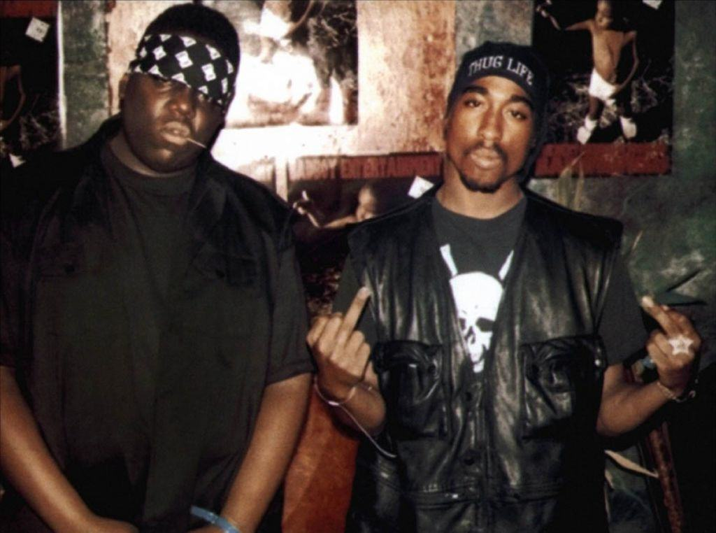 Former LAPD Detective Claims P Diddy Hired Tupac Shakurs Killer image