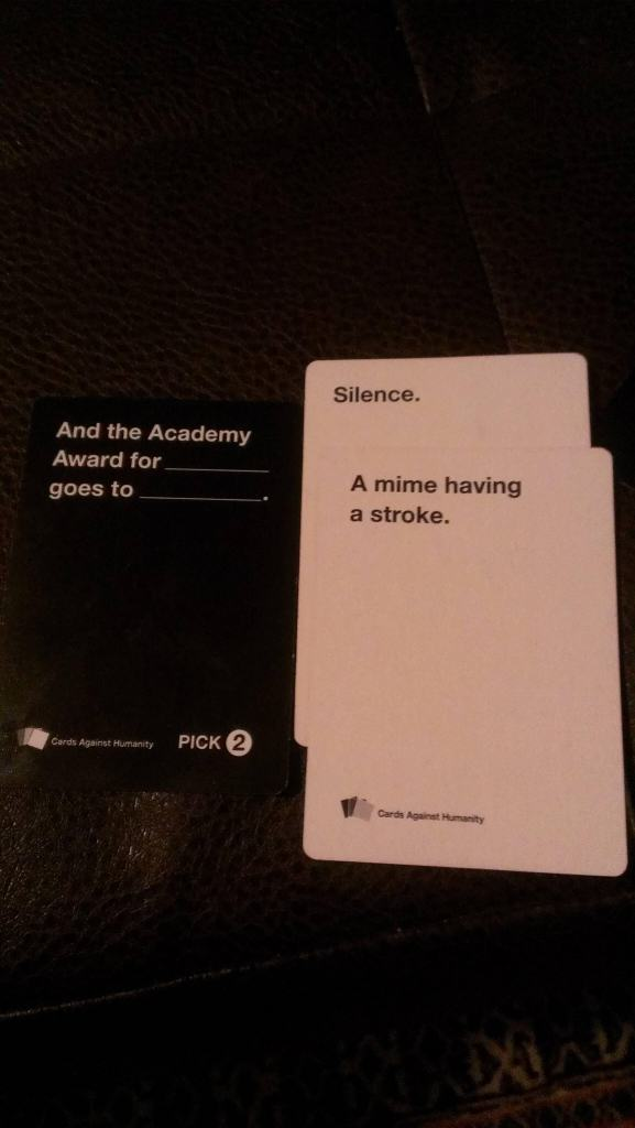 Are These The Most Offensive Cards Against Humanity