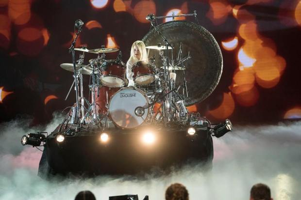 10 Year Old Drummer Wins Denmarks Got Talent With Epic Led Zeppelin Cover Johanne Astrid 2
