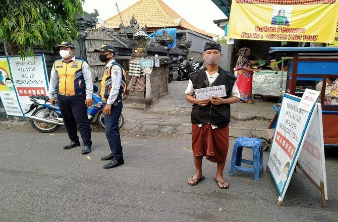 Covid Turun, Ada Harapan Warga Bali Lepas Masker Seperti Selandia Baru