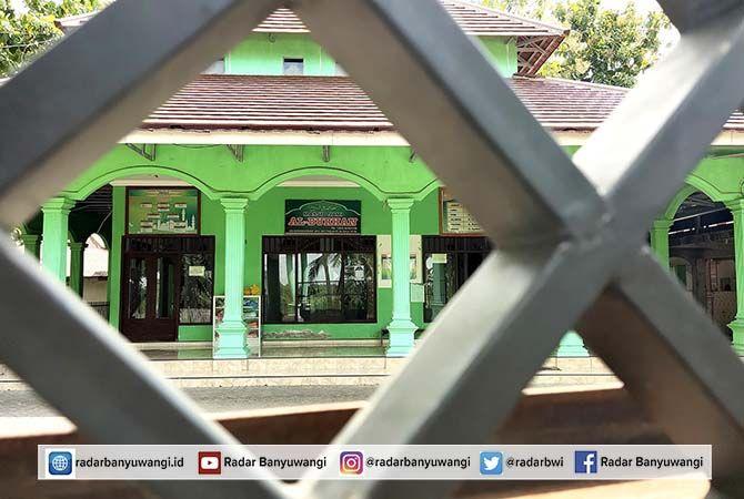 Zona Merah, Masjid dan Musala di Yudomulyo Masih Ditutup