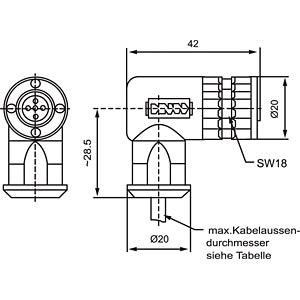 5 Pin Lemo Connector 5 Pin Amphenol Connector Wiring