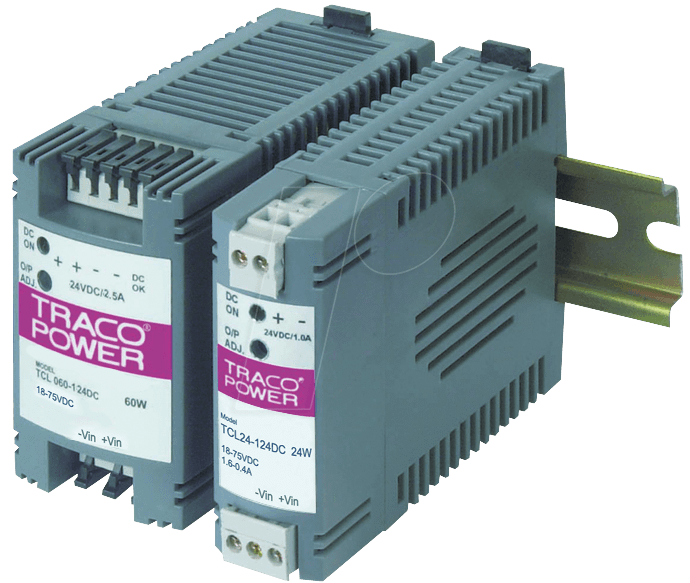 Netzteil Power Supply With Short Circuit Protection Simulation