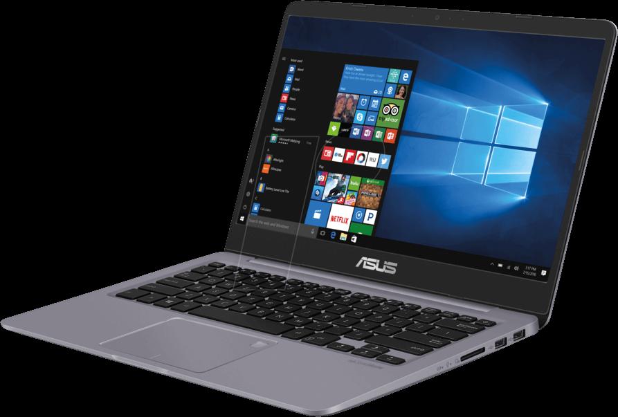 ASUS S406UABM248: Laptop. VIVOBOOK S406UA. SSD. Windows 10 bei reichelt elektronik