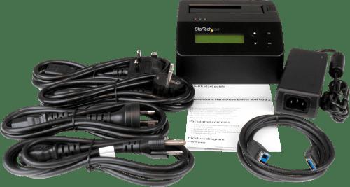 small resolution of usb 3 0 standalone drive eraser dock startech com sdock1eu3p