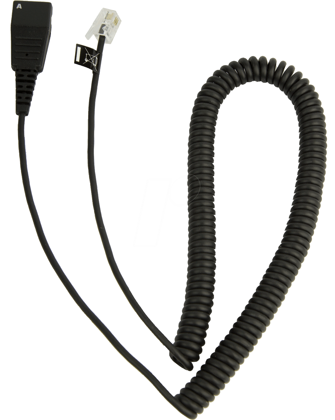 GN 8800-01-37: Headset cable Quick Disconnect at reichelt