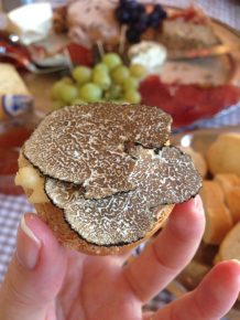 La Pastras truffles - Outdoor and cultural activities