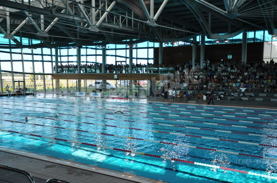 Qutigny  Grand Dijon  fermeture technique de la piscine olympique