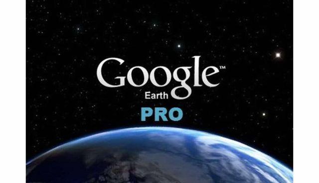 De l'utile à l'agréable. Google Earth Pro désormais gratuit