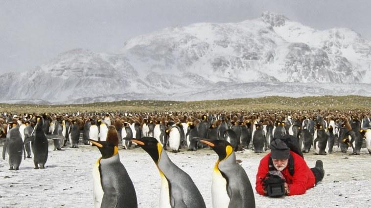 Environnement. [Vidéo] Le Strasbourgeois Pierre Mann filme l'Antarctique, un continent à la dérive