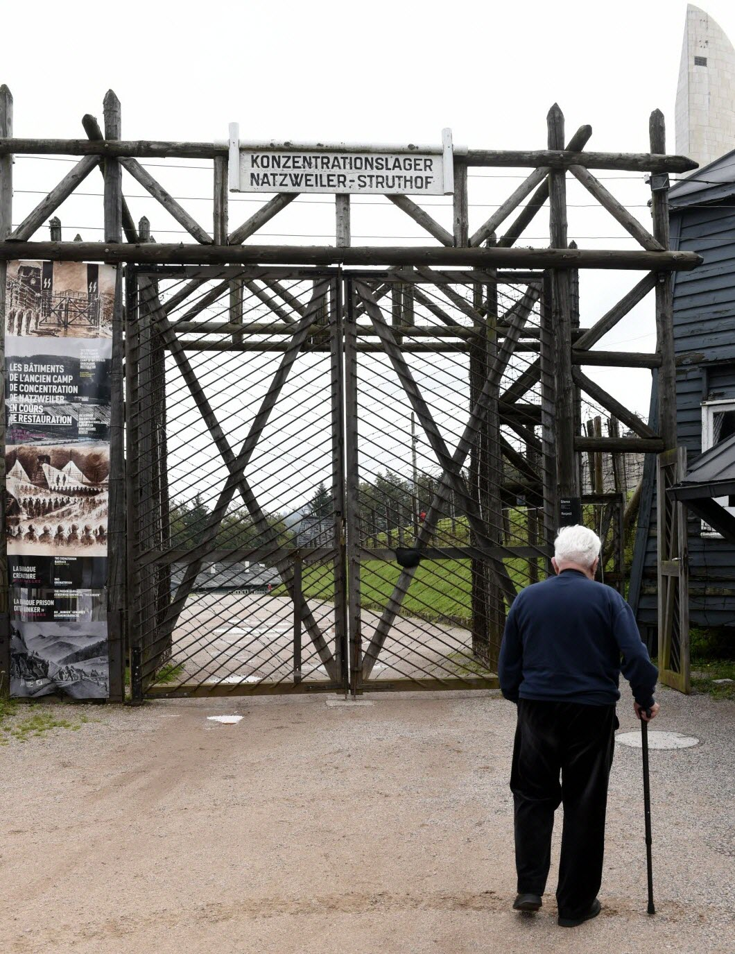 Camp De Concentration En Alsace : concentration, alsace, Struthof