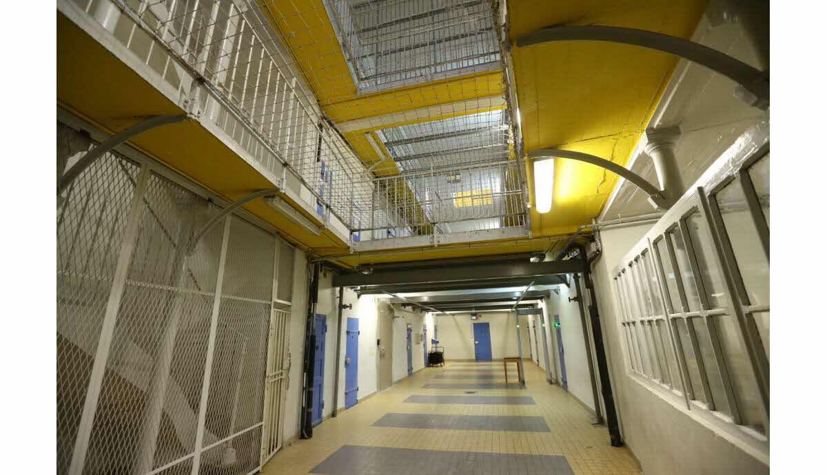 la prison de besancon proche du