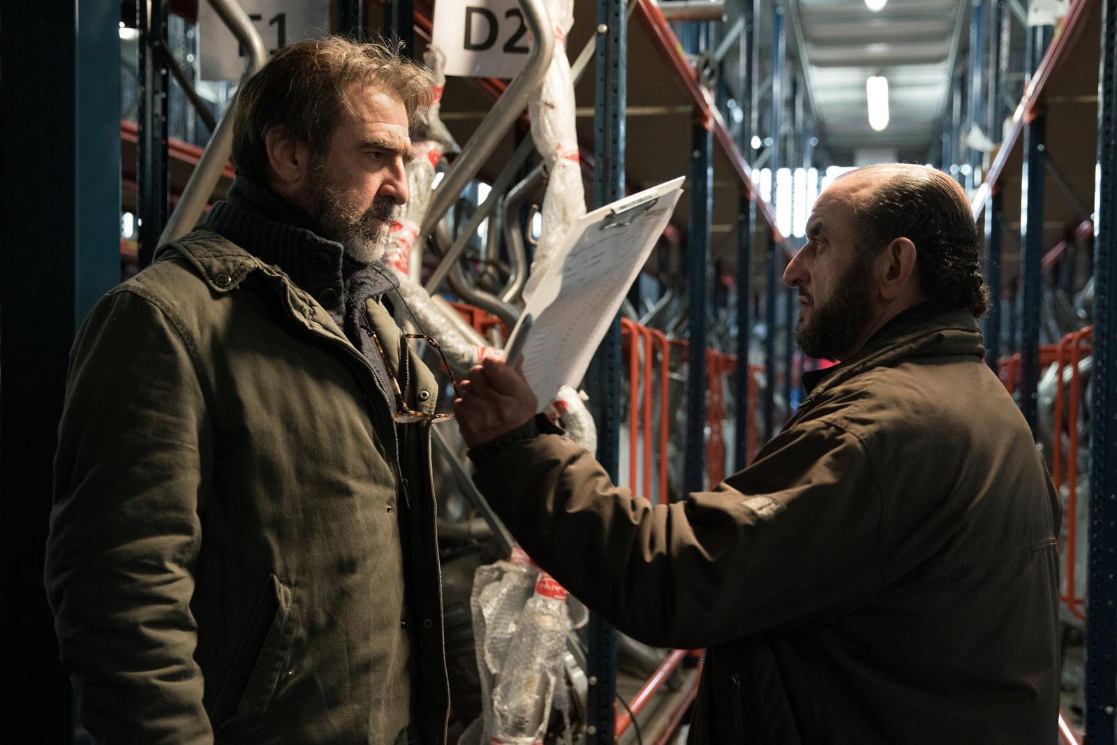 Eric cantona et sa femme rachida brakni ont plusieurs fois collaboré ensemble. Television Eric Cantona Signe Sa Premiere Serie Tv Derapages Sur Arte