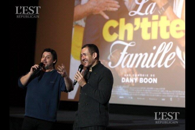 Edition De Besanon La Chtite Famille De Dany Boon En