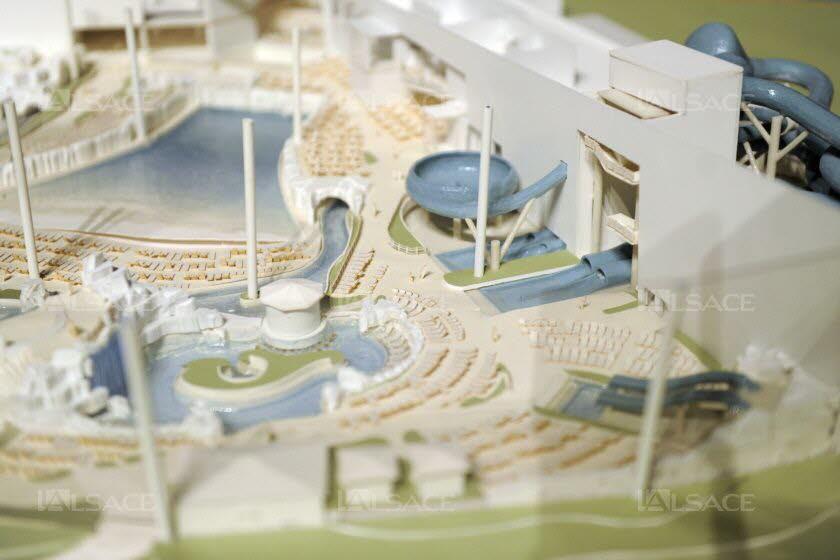 Fil Info  Le futur parc aquatique Rulantica sur les rails