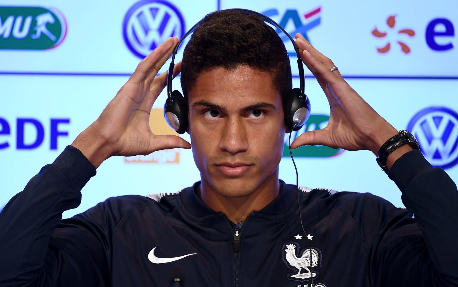 "Catherine ivill/getty images, richard jolly. FOOTBALL. Raphaël Varane : ""Le Ballon d'Or n'est pas un ..."