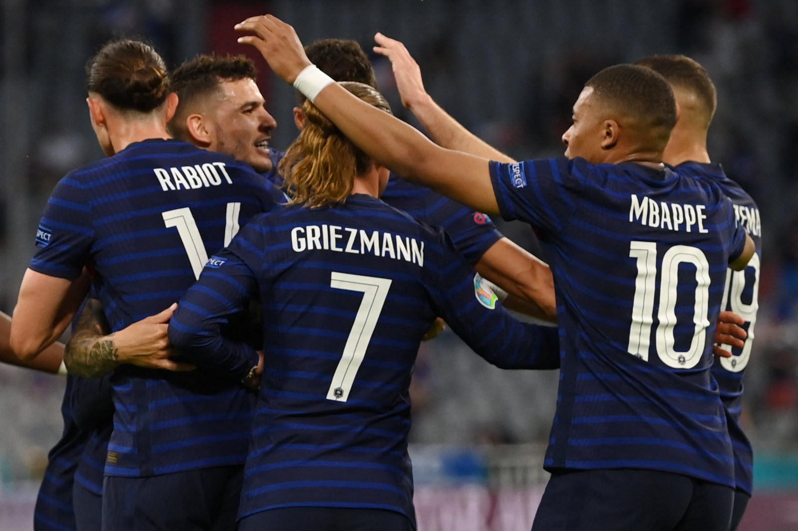 Équipe De France Euro 2021 . Ot6uj51kexbqjm