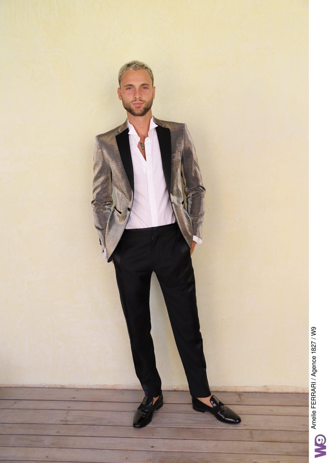 Qui est Nicolas Ferrero, le nouveau Prince de l'amour de W9