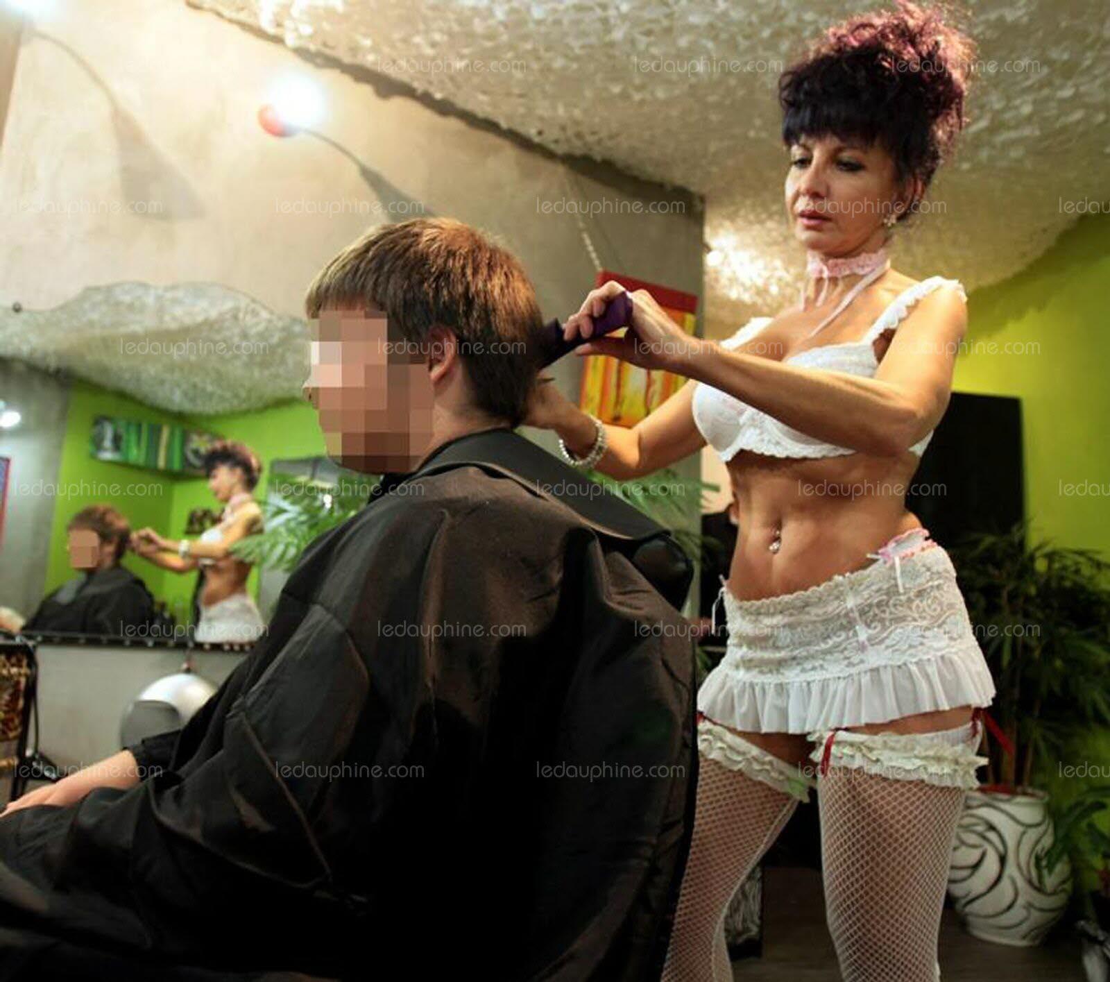 Cavaillon  Myrtille la coiffeuse qui na pas froid aux yeux