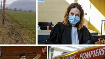 L'essentiel de l'actu Un médecin du 15 condamné pour «homicide involontaire», un village des Hautes-Alpes déconnecté depuis plus d'une semaine, huit blessés dans un accident de la route en Drôme… l'info de ce samedi 12 juin