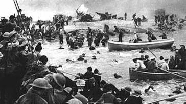 l'évacuation miraculeuse qui sauva l'armée britannique des Allemands