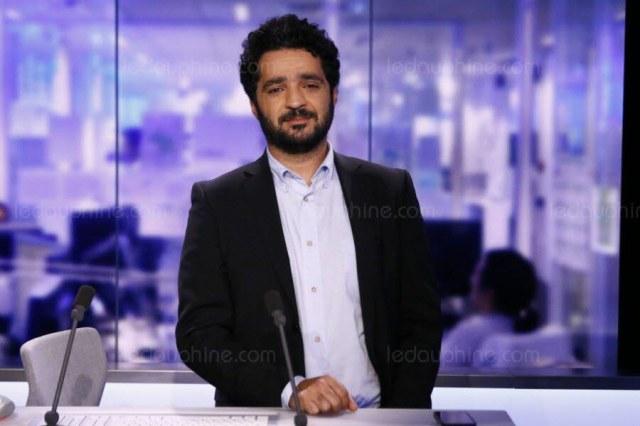 Wassim Nasr, spécialiste des mouvements djihadistes, journaliste à France 24