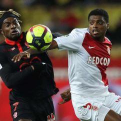 Paris Saint Germain Monaco Sofascore Sofa Purple Gray Sport National Guingamp Stoppe La Serie Rennaise Lyon Et Accroches