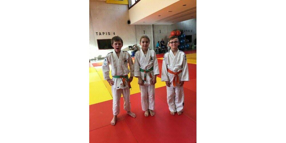 judo cousance trois filles sacrees