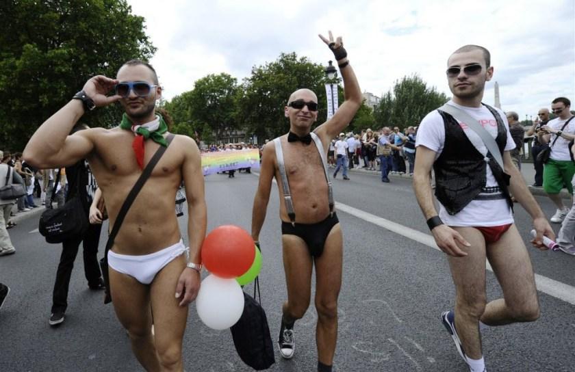 La Gay Pride prend un tour politique