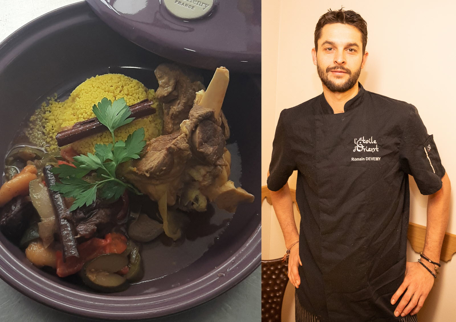 chef confine romain devemy