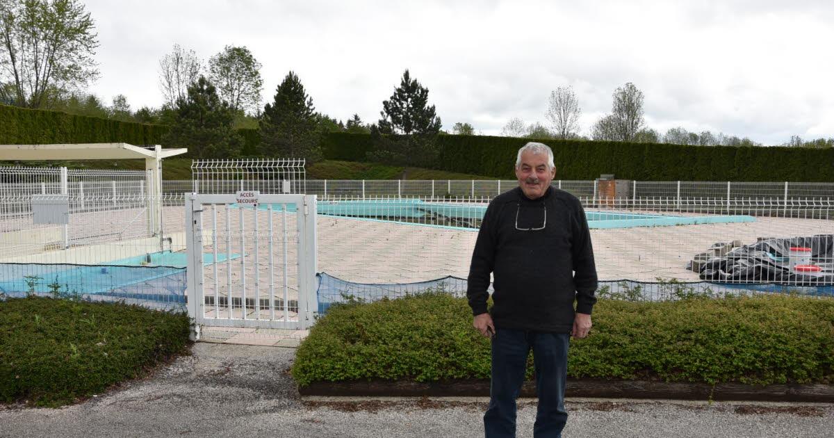 Jura  La piscine communale de ChauxdesCrotenay ouvrira fin juin