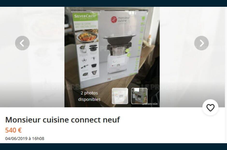 Monsieur Cuisine Lidl Acheter