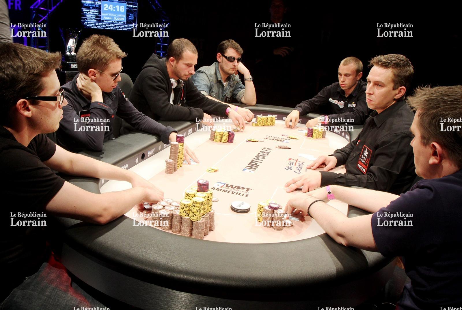 Inscription Tournoi Poker Casino Amneville