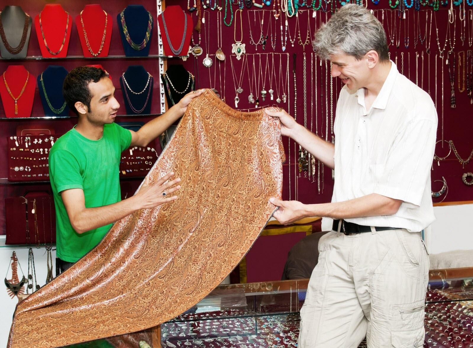 voyages marchands de tapis
