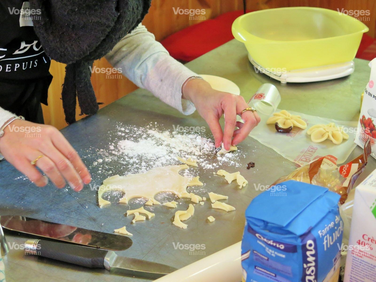 cours de cuisine epinal